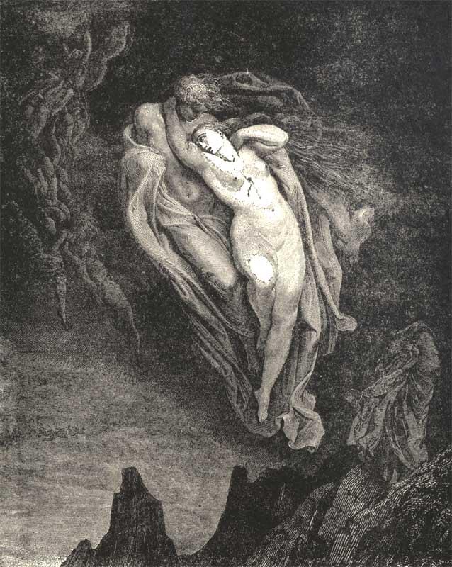 Dante - partnerská krize přivádí partnery do zdánlivého pekla